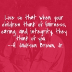 H. Jackson Brown, Jr. – Living Examples