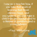 Paul Wellstone – Spark Learning – Thought Provoking Tuesdays