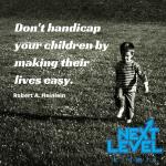 Robert Heinlein – Don't Make it Too Easy