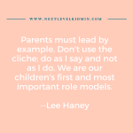 A Quote from Lee Haney