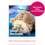 Banana Rice Crispies
