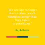 A Quote from Roy L. Smith