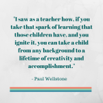 A Quote from Paul Wellstone