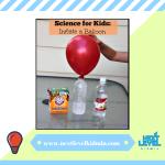 Inflate A Balloon Using Baking Soda