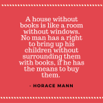 A Quote from Horace Mann