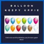 Balloon Keepy Uppie