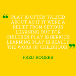 A Quote from Fred Rogers
