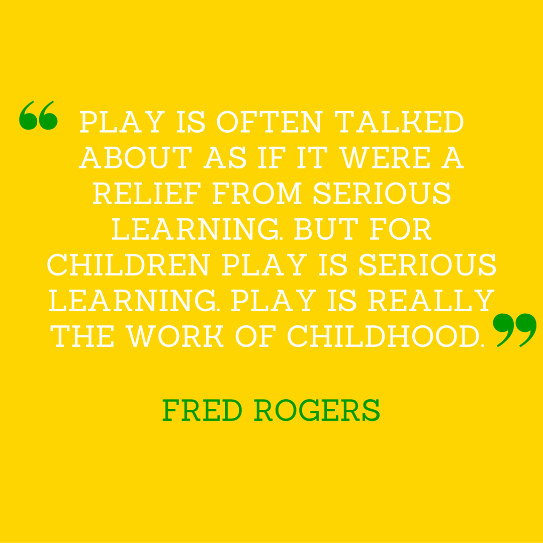 A Quote From Fred Rogers Nextlevelkidmin Com