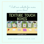 Texture Touch Boxes