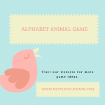 Alphabet Animal Game