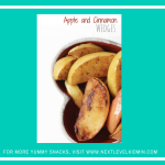 Apple and Cinnamon Wedges