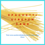 Spaghetti Stretch Game